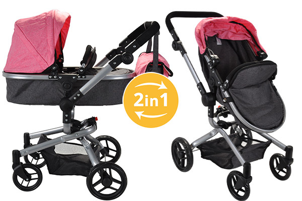 Classic Angel 2in1 roze