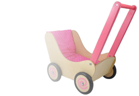 Simply for Kids poppenwagen