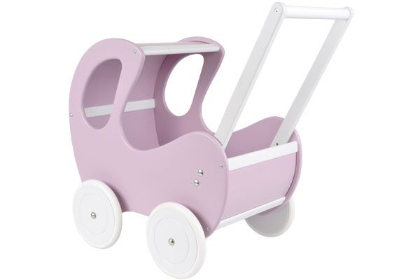 Poppenwagen Limited Purple.