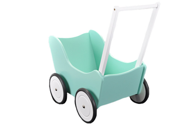 Little Angel mint poppenwagen.